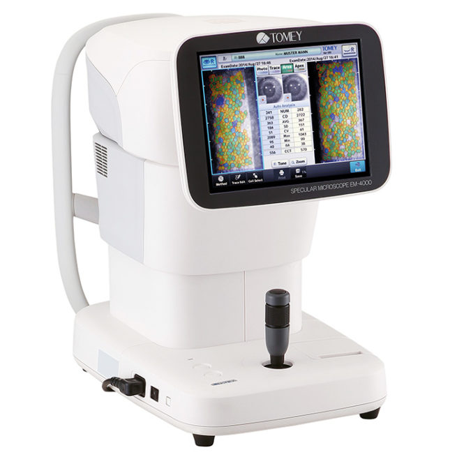 Microscope spéculaire EM-4000 - TOMEY