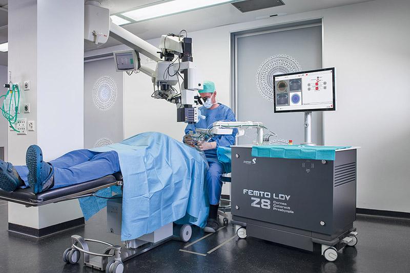 Chirurgie réfractive ziemer