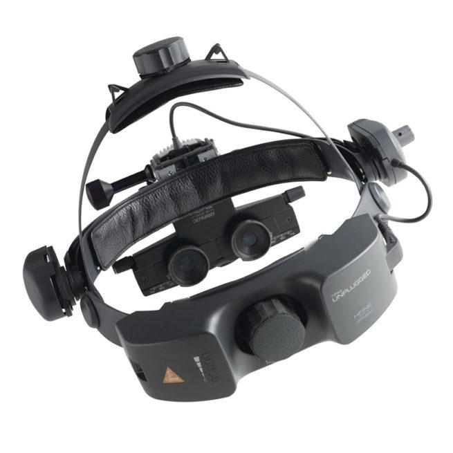 Ophtalmoscope indirect binoculaire HEINE OMEGA 500