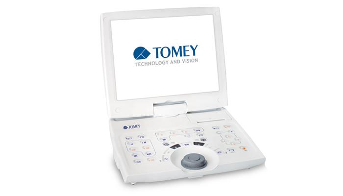 Console de contrôle - TAP-2000 - Tomey