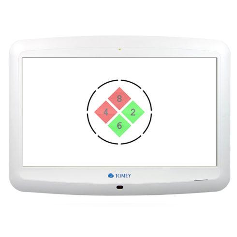 Ecran LCD d'optotypes TCP-4000 / TCP-4000P - Tomey