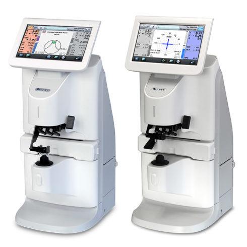 Frontofocomètres TL-6000 / TL-7000 - Tomey