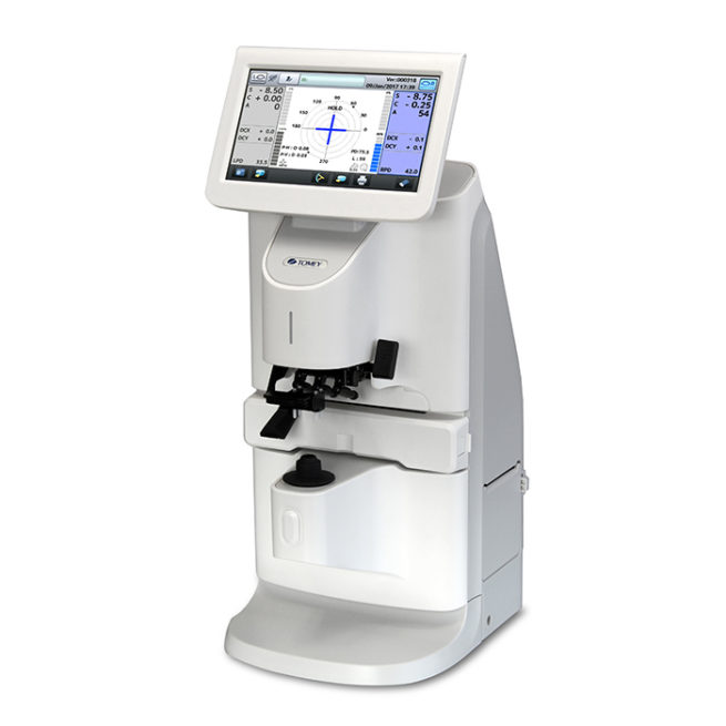 Frontofocomètre automatique TL-7000 - Tomey