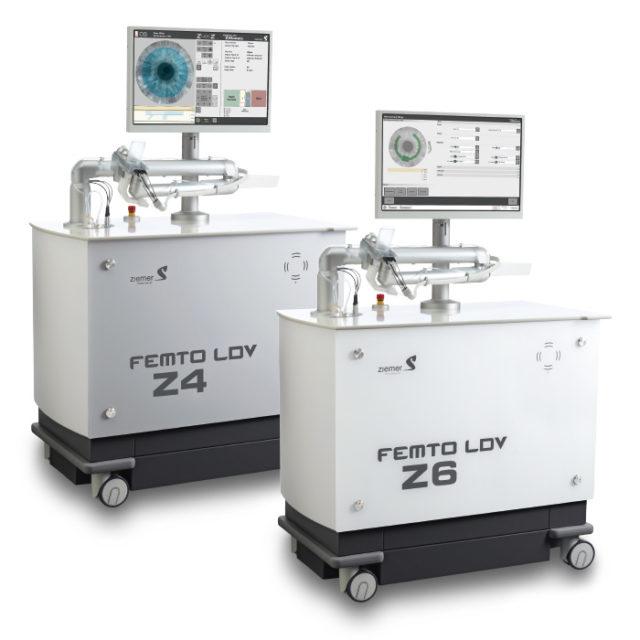 Lasers Femto LDV Z-Models - Ziemer