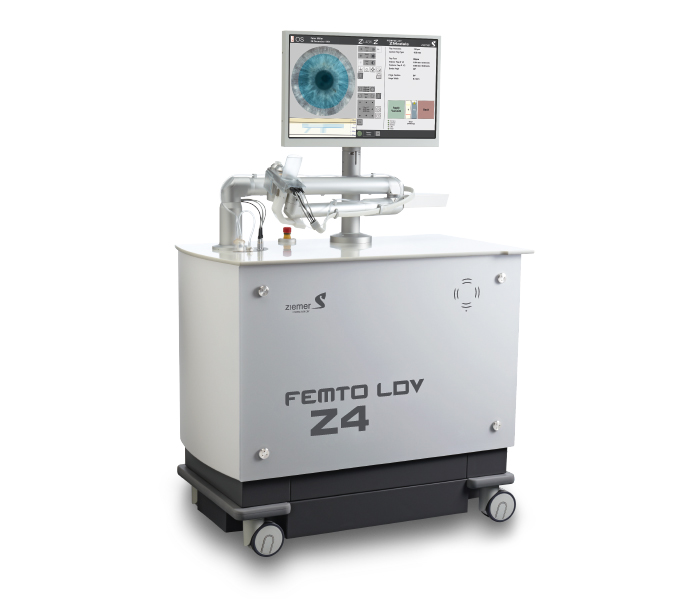 Laser Femto LDV Z4 - Ziemer