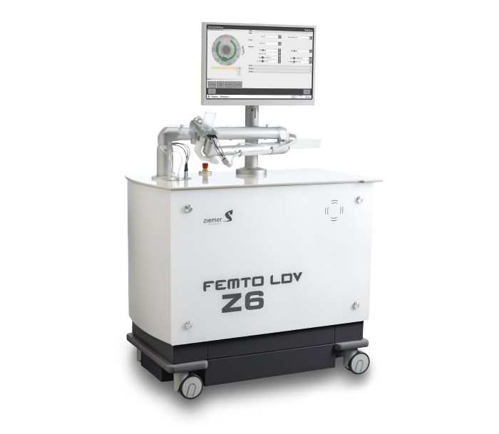 Laser Femto LDV Z6 - Ziemer