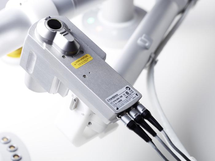 Pièce à main - Laser Femto LDV - Ziemer