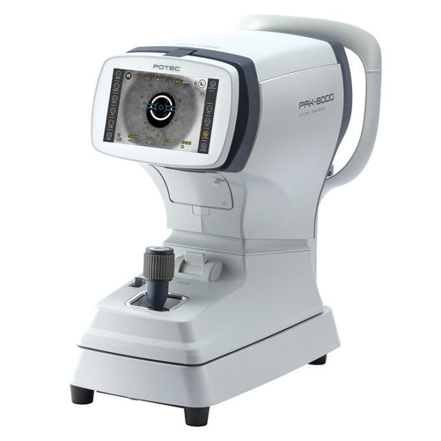 Autoréfracto-kératomètre PRK-8000 - Potec